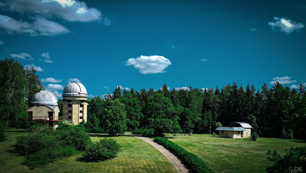 Moletai Astronomical Observatory, venue of the Europlanet Summer School 2019. Credit: Reka Denes