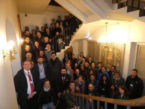 Europlanet 2024 RI Kick Off Meeting - Group Photo. Credit: Europlanet 2024 RI./Jane Dempster