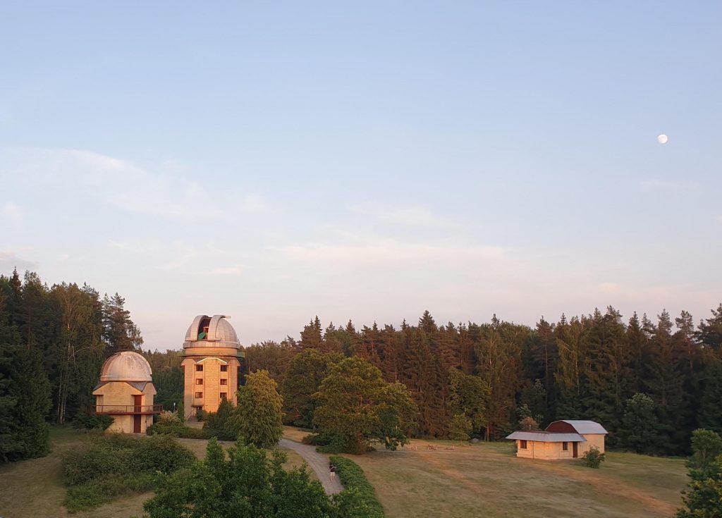 Moletai Astronomical Observatory