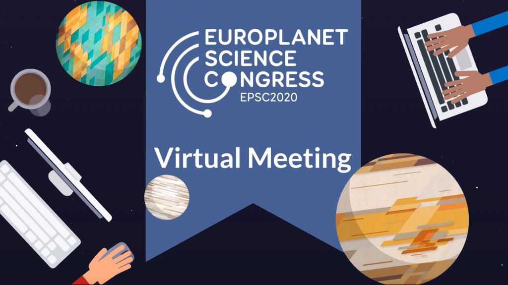 Europlanet Society Congress (EPSC) 2020 Virtual Meeting