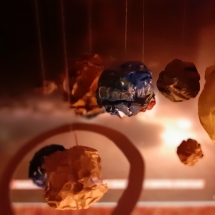 Planetary Model - Rytis Babianskas