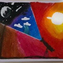 Window to the universe - Kajus Peceliunas