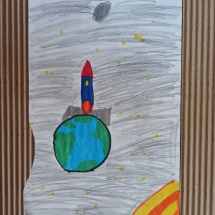 Mission to the Moon - Gregoris Delios