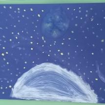 Earth, Moon and Stars - Martha-Rafailia Vournazidi