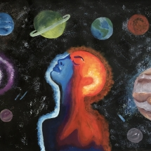 Balance and harmony of the Universe by Elitsa Atanasova