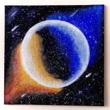 The Explosive exoplanet by DimitarGaydarov