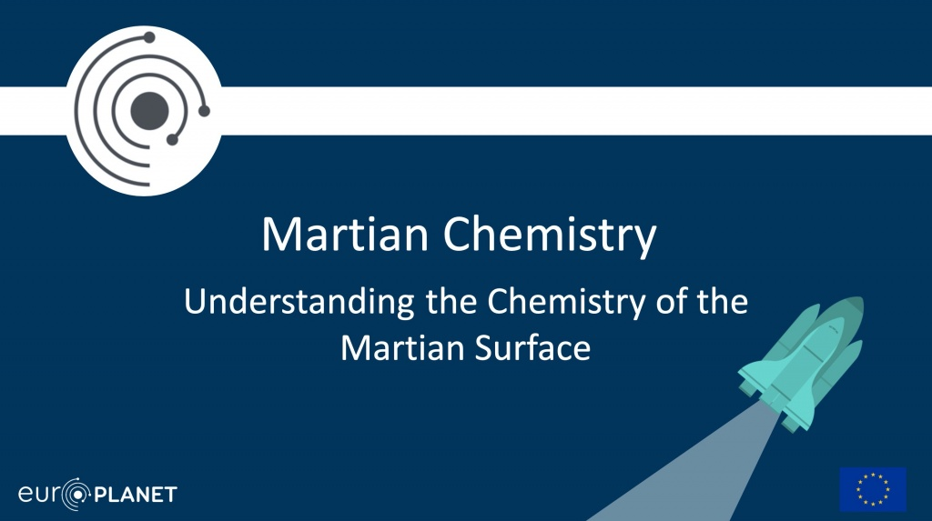 Mars Educational Resources - Martian Chemistry