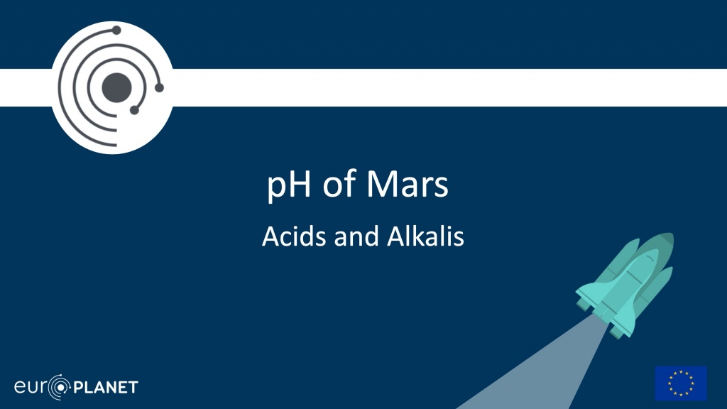 Mars Educational Resources - Evaporation and States of Matter