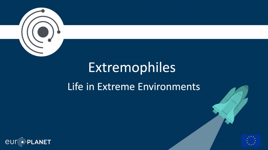 Educational resources - Mars Collection - Extremophiles