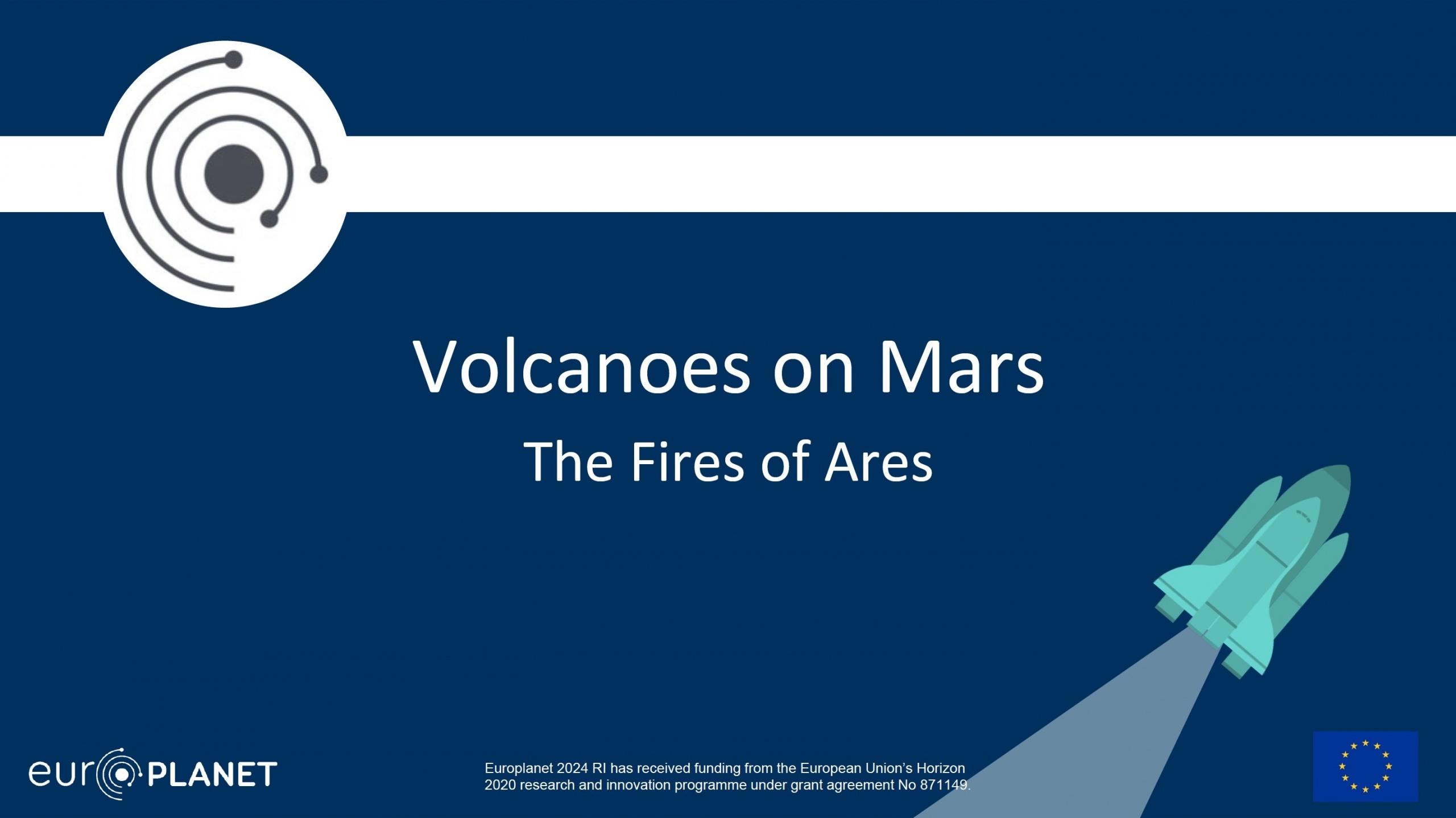 Mars Educational Resources - Volcanoes on Mars