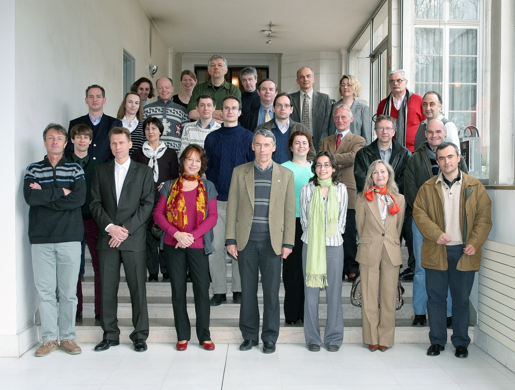 The launch of the Europlanet Research Infrastructure (RI) , 3 March 2009, CNRS, Paris.