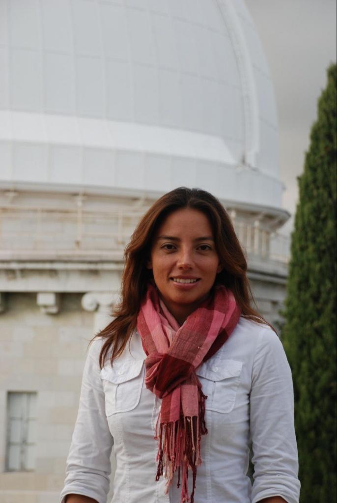 Prof Diana Valencia, winner of the 2021 Farinella Prize .Credit: D Valencia