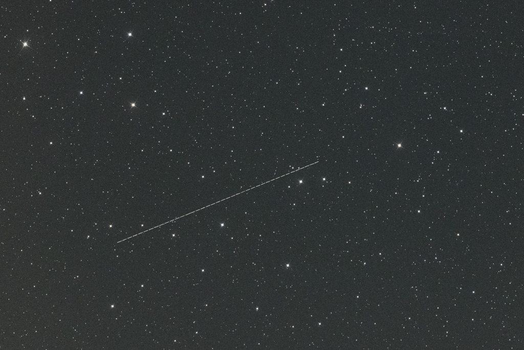 Credit: KURASHIKI SCIENCE CENTER. Image taken by Kazuhisa Mishima (Planetarium Director) Telescope: Takahashi Epsilon E-180ED Astrograph(f=500mm) Camera: NIKON D850 (ISO6400) Exposure: 30 x 40 sec.